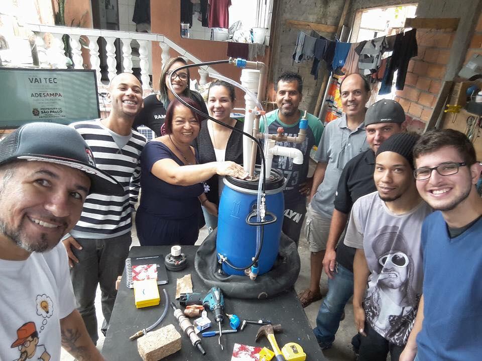 Como uma ecovila de Portugal ajudou a desenvolver o primeiro sistema de biogás no Brasil